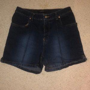 Bill Blass Jean shorts
